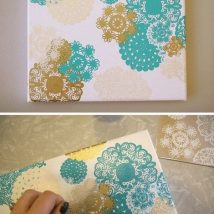 Diy Spray Paint Ideas 43 214x214 - 38+ Beautiful DIY Spray Paint Ideas
