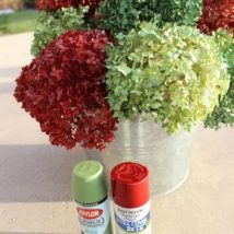 Diy Spray Paint Ideas 46 214x214 - 38+ Beautiful DIY Spray Paint Ideas