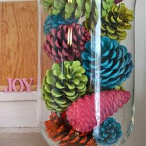 Diy Spray Paint Ideas 48 214x214 - 38+ Beautiful DIY Spray Paint Ideas