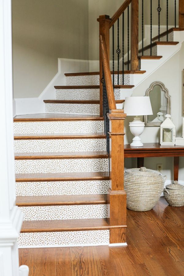 Diy Stairs Projects 1 - 40+ DIY Stair Projects For The Perfect Home Makeover