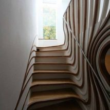 Diy Stairs Projects 12 214x214 - 40+ DIY Stair Projects For The Perfect Home Makeover