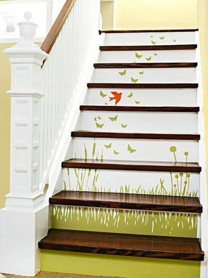 Diy Stairs Projects 2 - 40+ DIY Stair Projects For The Perfect Home Makeover
