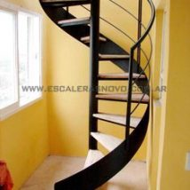 Diy Stairs Projects 20 214x214 - 40+ DIY Stair Projects For The Perfect Home Makeover