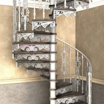 Diy Stairs Projects 22 214x214 - 40+ DIY Stair Projects For The Perfect Home Makeover