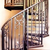 Diy Stairs Projects 23 214x214 - 40+ DIY Stair Projects For The Perfect Home Makeover