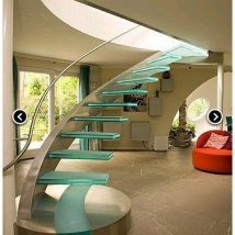 Diy Stairs Projects 29 214x214 - 40+ DIY Stair Projects For The Perfect Home Makeover