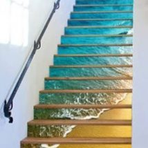 Diy Stairs Projects 3 214x214 - 40+ DIY Stair Projects For The Perfect Home Makeover