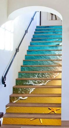 Diy Stairs Projects 3 - 40+ DIY Stair Projects For The Perfect Home Makeover