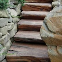 Diy Stairs Projects 38 214x214 - 40+ DIY Stair Projects For The Perfect Home Makeover