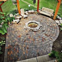Diy Stepping Stones 20 214x214 - DIY Stepping Stones to make your House Stunning