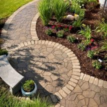 Diy Stepping Stones 21 214x214 - DIY Stepping Stones to make your House Stunning