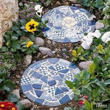 Diy Stepping Stones 36 214x214 - DIY Stepping Stones to make your House Stunning