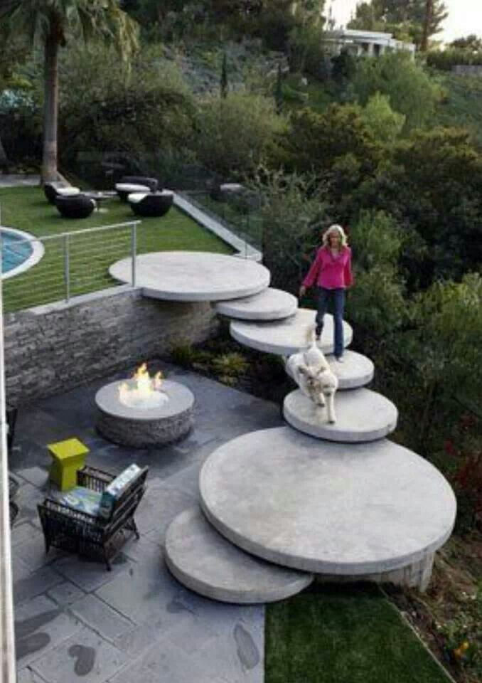 Diy Stepping Stones 46 - DIY Stepping Stones To Make Your House Stunning