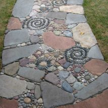 Diy Stepping Stones 8 214x214 - DIY Stepping Stones to make your House Stunning