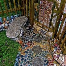 Diy Stepping Stones 9 214x214 - DIY Stepping Stones to make your House Stunning