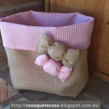 Diy Storage Bins 10 214x214 - Coolest DIY Storage Bins