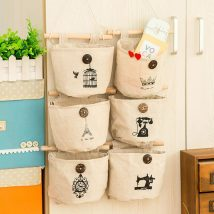 Diy Storage Bins 12 214x214 - Coolest DIY Storage Bins