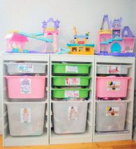 Diy Storage Bins 17 195x214 - Coolest DIY Storage Bins