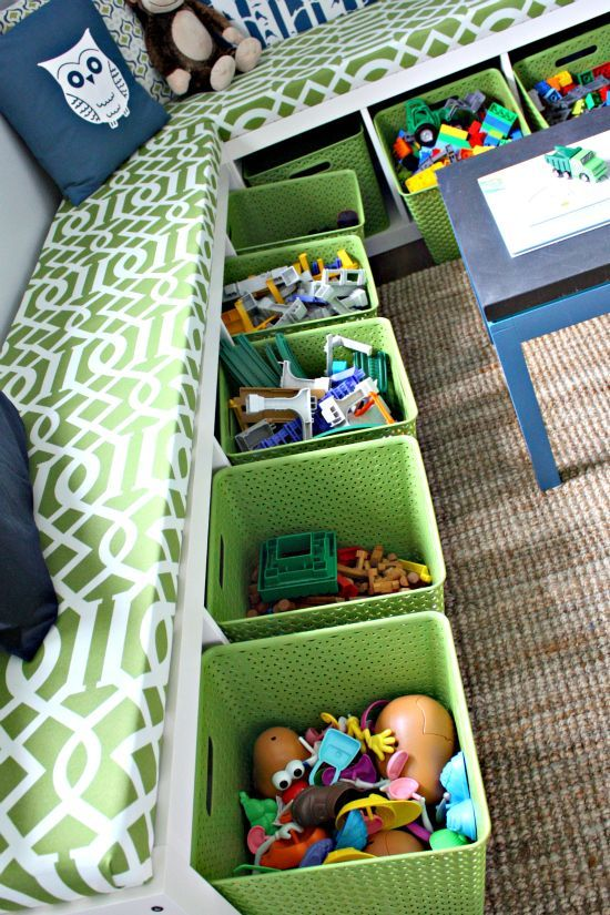 Diy Storage Bins 18 - Coolest DIY Storage Bins