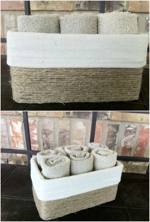 Diy Storage Bins 2 - Coolest DIY Storage Bins