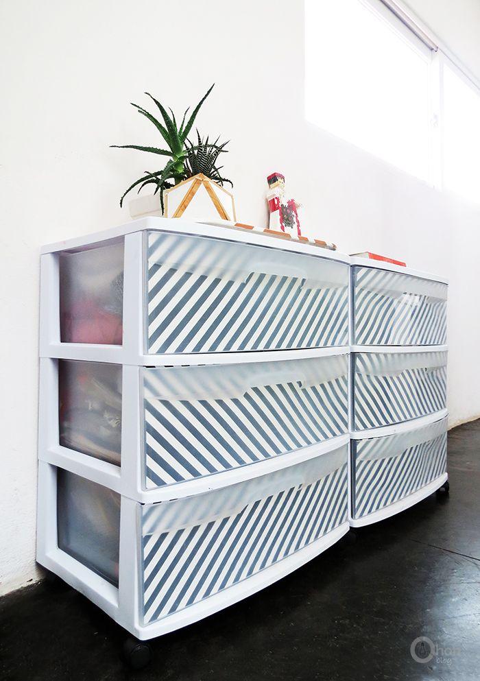 Diy Storage Bins 20 - Coolest DIY Storage Bins