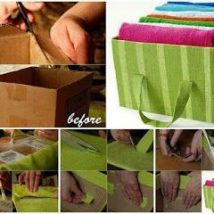 Diy Storage Bins 21 214x214 - Coolest DIY Storage Bins