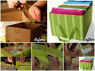 Diy Storage Bins 21 - Coolest DIY Storage Bins