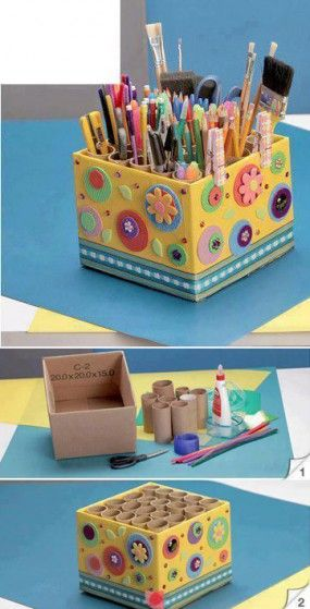 Diy Storage Bins 32 - Coolest DIY Storage Bins