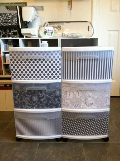 Diy Storage Bins 42 - Coolest DIY Storage Bins