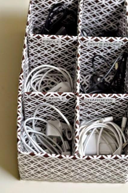 Diy Storage Bins 44 - Coolest DIY Storage Bins
