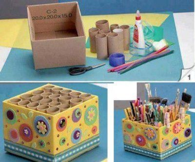 Diy Storage Bins 45 - Coolest DIY Storage Bins