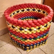 Diy Storage Bins 46 214x214 - Coolest DIY Storage Bins