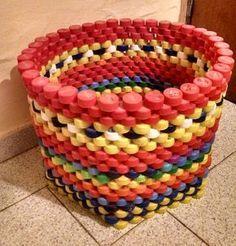 Diy Storage Bins 46 - Coolest DIY Storage Bins