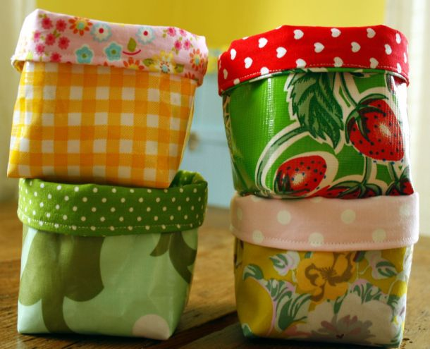Diy Storage Bins 7 - Coolest DIY Storage Bins