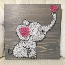 Diy String Art Animals 2 214x214 - Creative DIY String Art Animals for Everyone