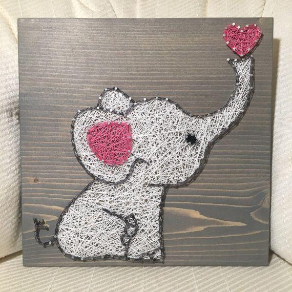 Diy String Art Animals 2 - Creative DIY String Art Animals For Everyone