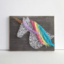 Diy String Art Animals 26 214x214 - Creative DIY String Art Animals for Everyone