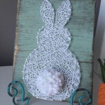 Diy String Art Animals 33 214x214 - Creative DIY String Art Animals for Everyone