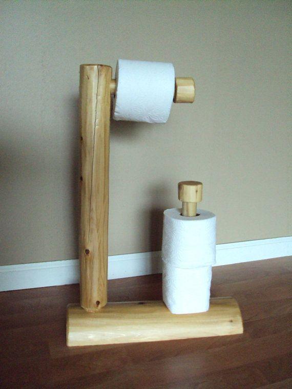Diy Toilet Paper Holder 11 - 40+ Creative & Easy DIY Toilet Paper Holders