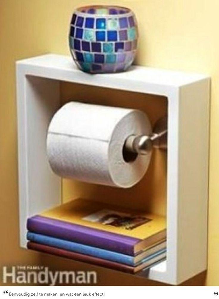 Diy Toilet Paper Holder 13 - 40+ Creative & Easy DIY Toilet Paper Holders