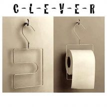 Diy Toilet Paper Holder 14 214x214 - 40+ Creative & Easy DIY Toilet Paper Holders