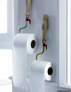 Diy Toilet Paper Holder 18 - 40+ Creative & Easy DIY Toilet Paper Holders
