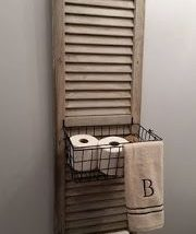 Diy Toilet Paper Holder 19 180x214 - 40+ Creative & Easy DIY Toilet Paper Holders