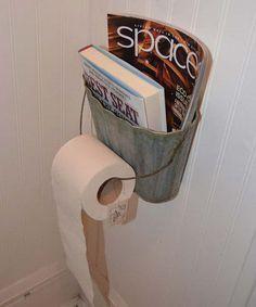 Diy Toilet Paper Holder 20 - 40+ Creative & Easy DIY Toilet Paper Holders