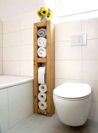 Diy Toilet Paper Holder 25 - 40+ Creative & Easy DIY Toilet Paper Holders
