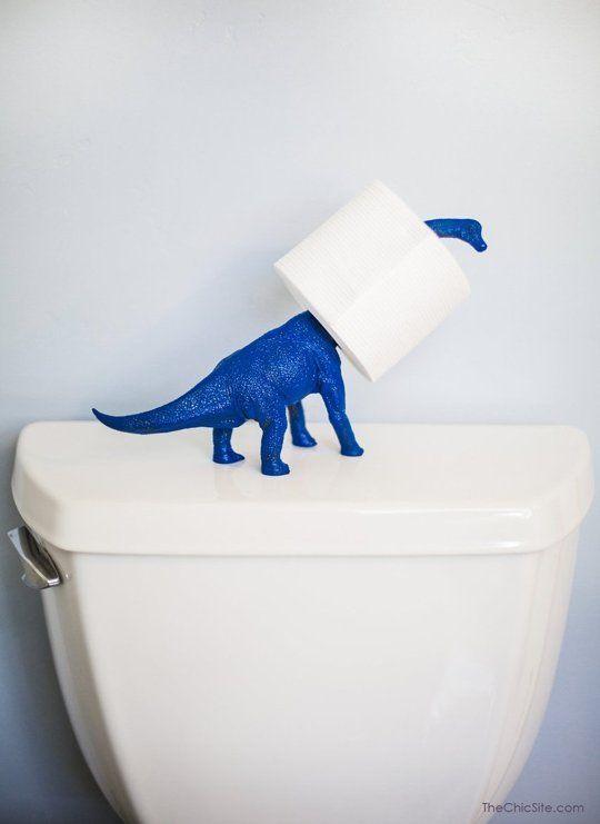 Diy Toilet Paper Holder 26 - 40+ Creative & Easy DIY Toilet Paper Holders