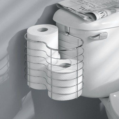 Diy Toilet Paper Holder 27 - 40+ Creative & Easy DIY Toilet Paper Holders