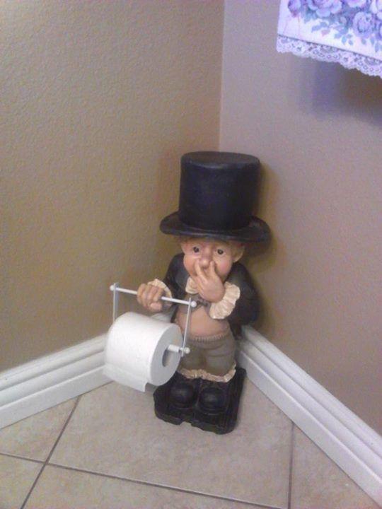Diy Toilet Paper Holder 40 - 40+ Creative & Easy DIY Toilet Paper Holders