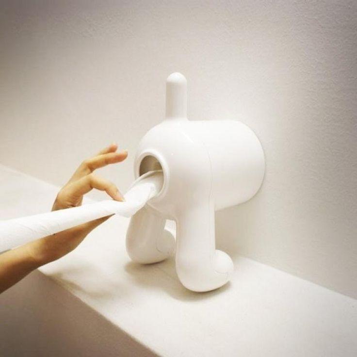 Diy Toilet Paper Holder 43 - 40+ Creative & Easy DIY Toilet Paper Holders