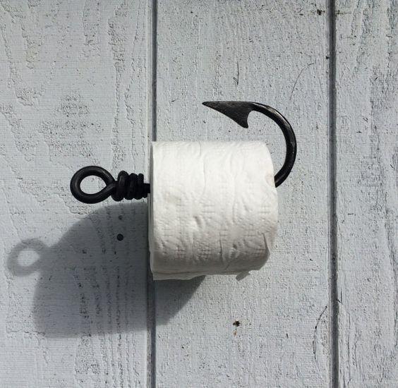 Diy Toilet Paper Holder 9 - 40+ Creative & Easy DIY Toilet Paper Holders